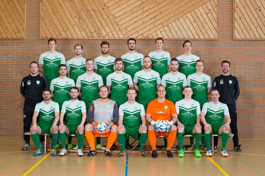 FCNE 1. Mannschaft