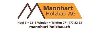 Mannhart Holzbau