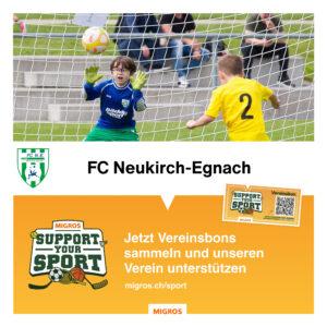 Support FC Neukirch-Egnach
